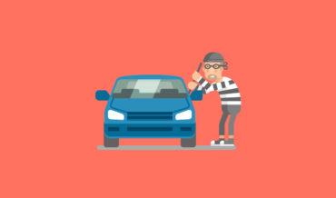Qué hacer si te han robado el coche