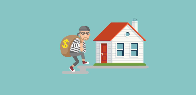 Qué hacer si te han robado en casa