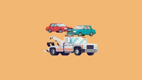 Qué hacer si tienes un accidente de tráfico