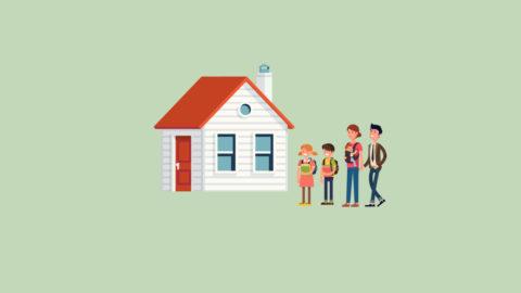 Seguro de hogar para familias numerosas