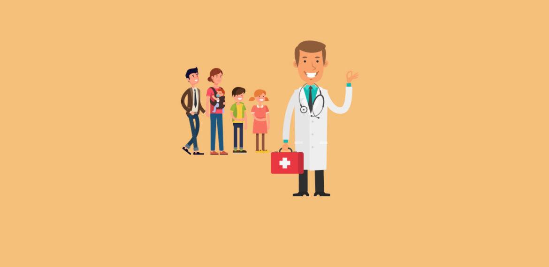 Seguro de salud para familias numerosas