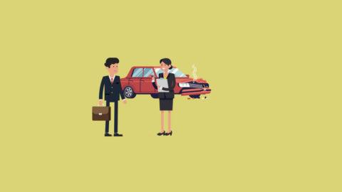 Cómo indemnizan las aseguradoras los siniestros de coche